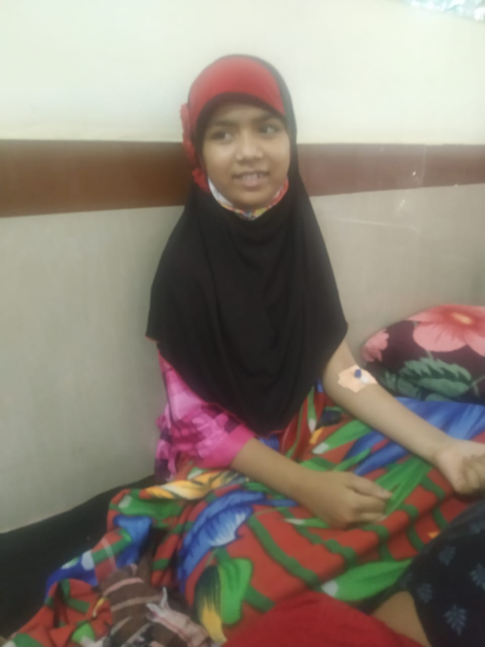 Help Sister Zumaira For Her Aplastic Anemia Taking Treatment, A Rare Disease